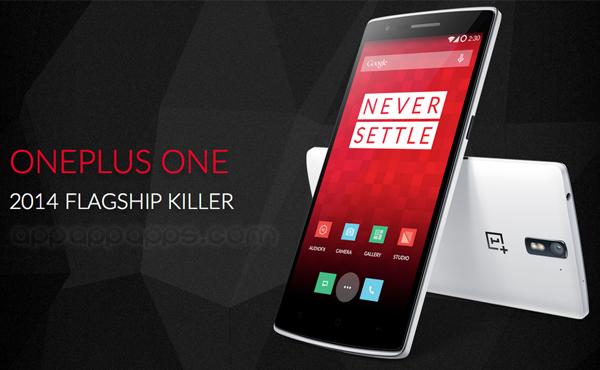 挑戰最低價頂級規格手機: OnePlus One「旗艦殺手」正式發佈 [圖庫+影片]