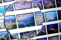 俯瞰3D影像拉近台灣的距離感:科教館空拍環境影像展
