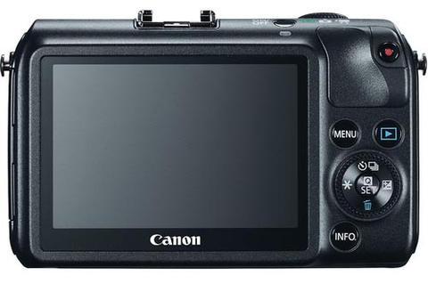不再缺席無反系統,Canon EOS M 終於來了!(補上外媒動手玩短片)