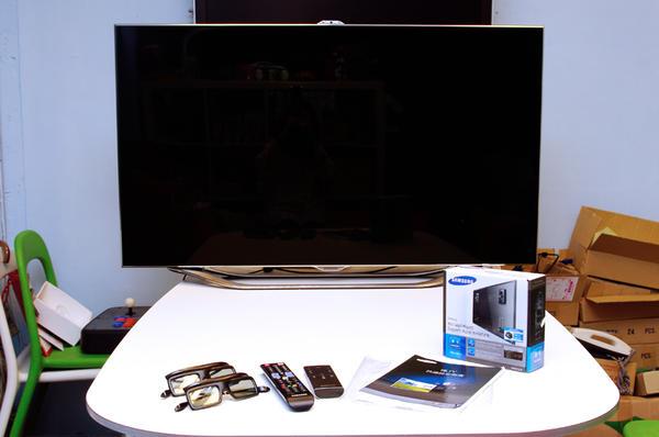 十個 Samsung Smart TV ES8000 值得你擁有的理由