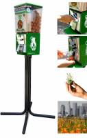 炸你個遍地開花!GreenAid 天然花草種子扭蛋機