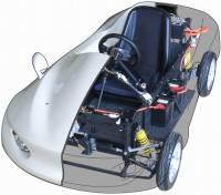 日本開發組裝概念式小型EV電動車