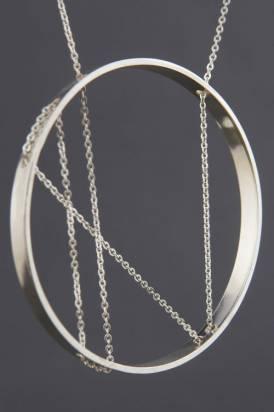 美麗極簡的項鍊設計
