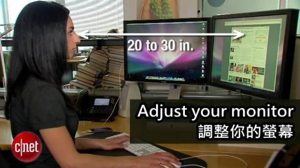 【希平方英文報】電腦盯整天雙眼乾澀?五個小動作改善眼睛疲勞