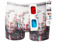 雄糾糾氣昂昂!Calvin Klein「3D內褲」好立體!(羞)