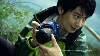 Pentax K-30 在日本啟用偶像向井理代言廣告