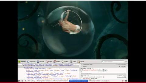 Google 再度展示 Chrome 結合 HTML5 的無限可能性