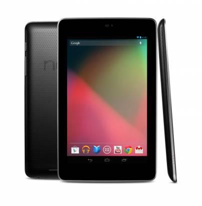以雲服務為基礎的 Nexus 7 平板,將在七月中於北美上市