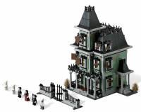 樂高搞陰森!LEGO官方推出首座樂高鬼屋