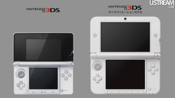 大一號的任天堂 3DS LL 即將在暑假登場
