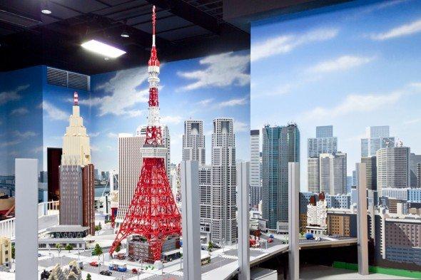 LEGO迷新潮拜地:東京台場LEGOLAND