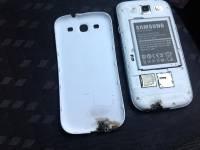 Samsung Galaxy S3在車內爆炸(自燃)