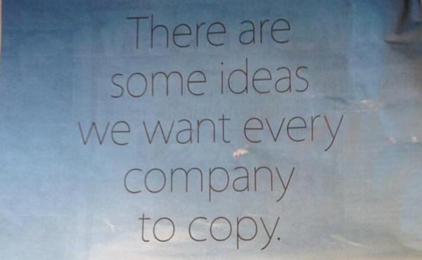 Apple 反擊戰: 推出明顯諷刺 Samsung 的廣告