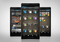 Sharp 聯同青蛙設計發表超正點 android 新機介面