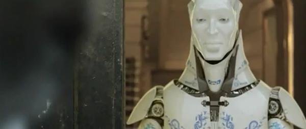 微電影週報:機器人,跨界交流的機器與人