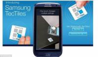 Samsung 推出智能貼紙 『TecTiles』