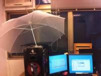 請大家一起到「豪大雨災情即時回報站」回報豪大雨資訊