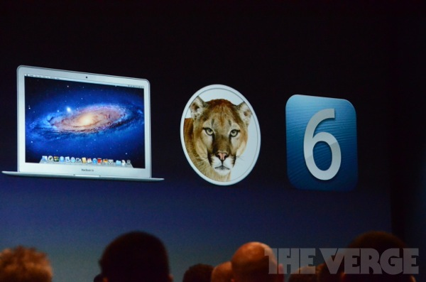 Apple WWDC 2012 重點整理