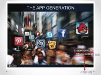 Apps 發展的一些觀察:數據與生活