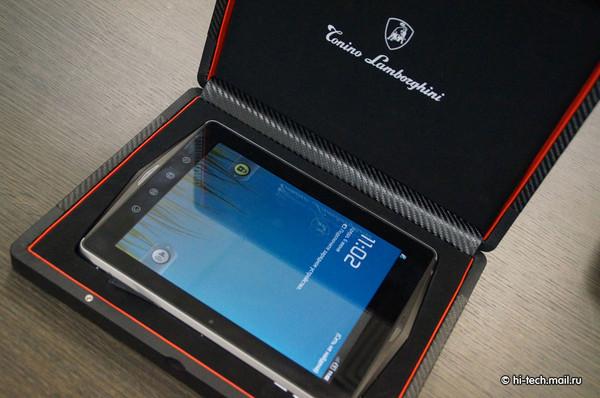 藍寶堅尼今夏要在俄國推出金光閃閃、銳氣千條的奢華 Android 手機與平板