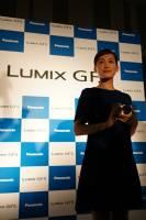 綾瀨遙站『台』!Panasonic LUMIX GF5 正式在台上市