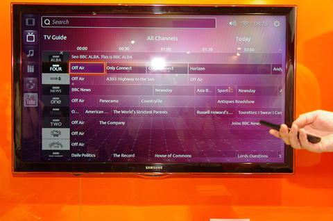 Computex 2012 :針對智慧電視的 Ubuntu TV 系統