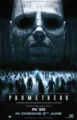 普羅米修斯(Prometheus)- 凌波零與大衛?使徒與異形?