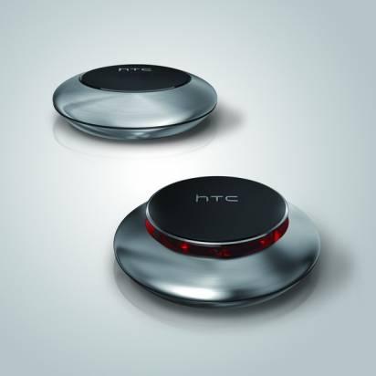 台北國際電腦展金質獎作品之三:HTC Portable Speaker