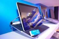 Computex 2012 : Foxconn 的 Windows 8 筆電參考設計轉軸有些...可怕