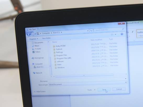 Computex2012:宏碁AcerCloud個人雲端服務體驗