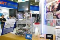 Computex 2012 : 威盛攤位出現的 DIY 版 3D 印表機