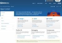 募集強大的 Web App 開發工具