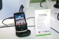 Computex 2012 :一分鐘快速體驗 acer CloudMobile S500 智慧手機