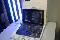 Computex 2012:華碩變形平板最高階,Asus Transfomer Pad Infinity TF700T TF700KL動手玩