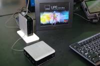 Computex 2012 : AMD 展台上長得像變壓器的趣味小主機 LifeBook