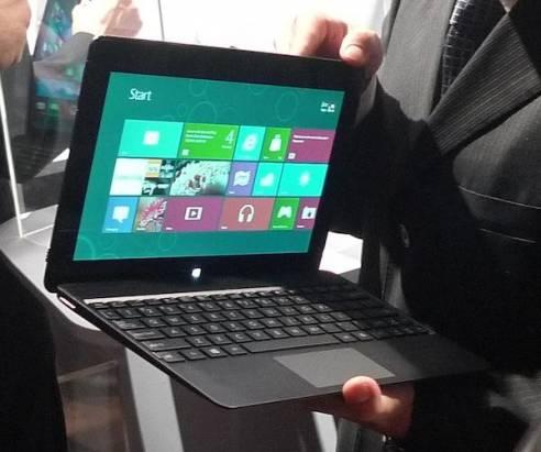Computex 2012:我們真的不太在意 ASUS Tablet 810/600