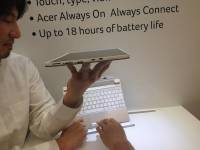 Computex 2012:acer 也有變形平板 ICONIA W510