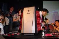 Computex 2012 :華碩以板卡 多媒體 高效能電腦三團隊打造 ROG 夢幻品牌