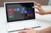 Computex 2012:MSI針對Windows 8的筆電Slider S20,滑蓋登場