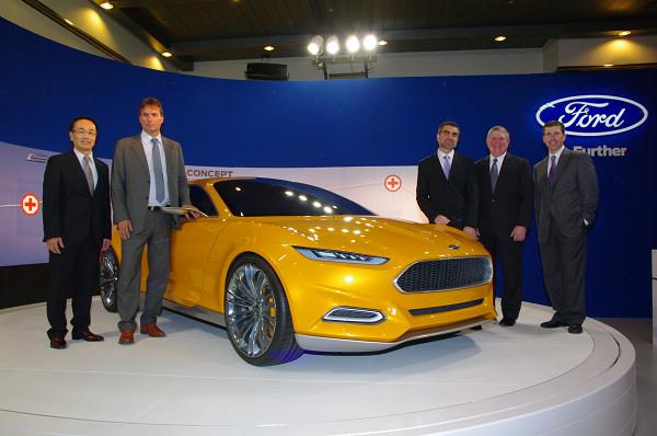Computex 2012:福特攜手微軟,揭示雲端汽車未來概念