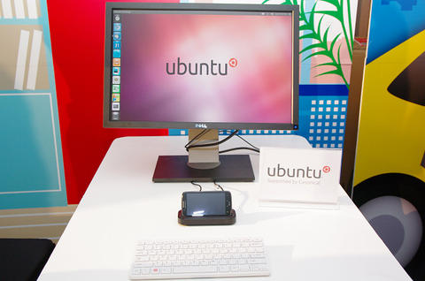 Computex 2012 : UBUNTU 將展示 Ubuntu for Android 與電視方案