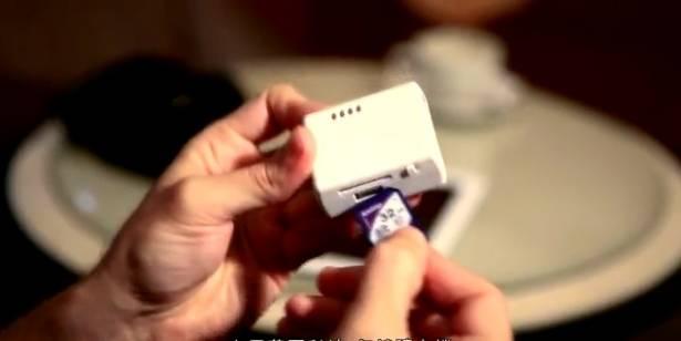 Apotop有趣的蘋果周邊:迷你無線分享器以及無線讀卡機