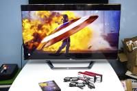 LG Cinema Screen 3D 智慧型電視動手玩