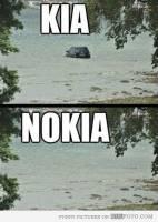 Nokia 變成 No Kia ,微軟將把 Nokia 手機部門改名 Microsoft Mobility