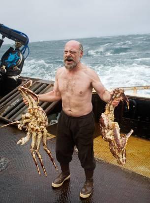 漁夫拍攝驚險的海上旅程