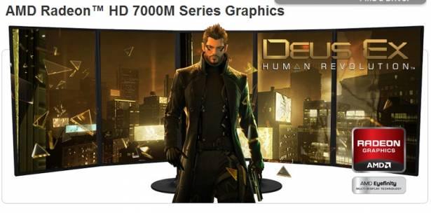 是趕搭 IVY Bridge 嗎? AMD HD 7000M 正式發表!