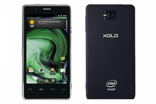首款基於 Intel Medfield 的 Android 手機,將在印度發表