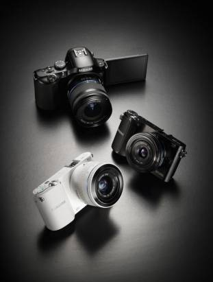 Samsung新一代NX系列登場:NX1000、NX20以及NX210,都具備WiFi機能