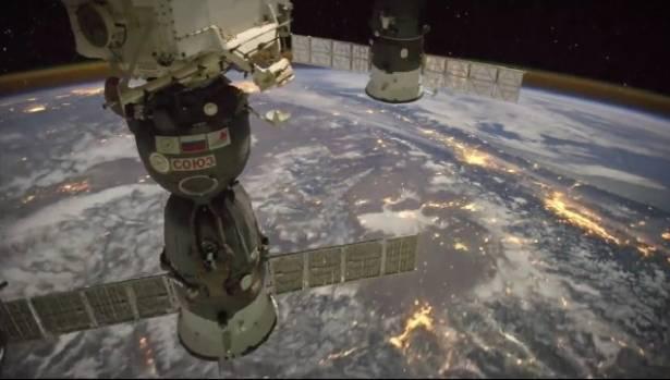 「最好的視野」從太空站來看我們的家鄉
