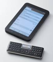 Elecom 推出具打字 聽歌與講電話功能的藍牙鍵盤